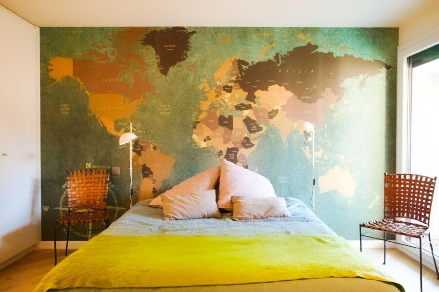 Chambre – Tête de lit
