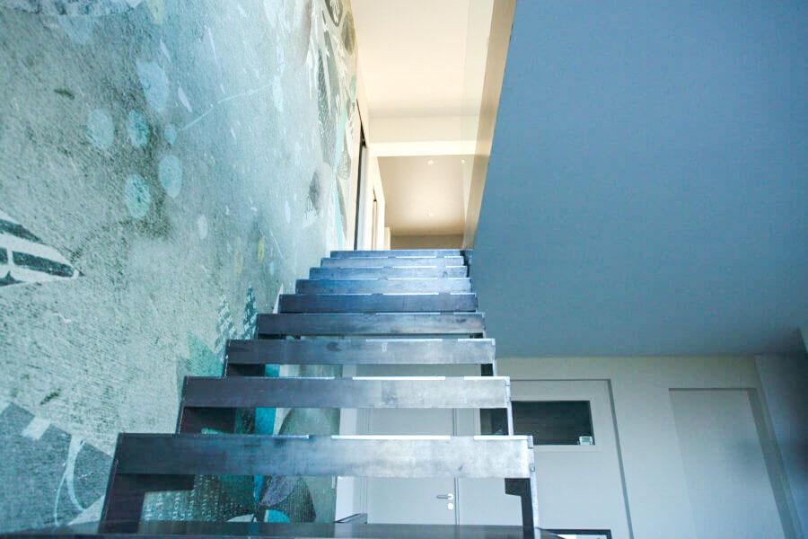 Décor escalier