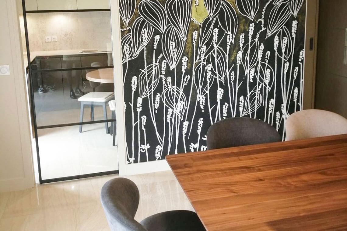 Appartement – Ville-la-Grand