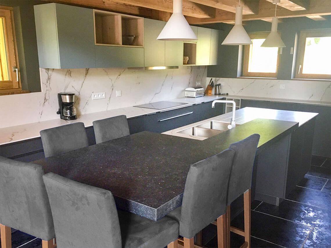 Cuisine – salle à manger